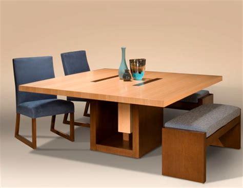 desain alas meja kumpulan desain meja makan modern desain rumah minimalis