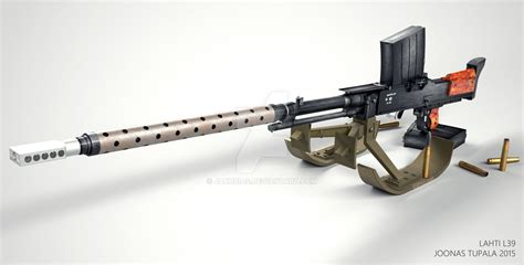 the anti tank rifle weapon books lahti l 39 20mm anti tank rifle by jakubias on deviantart