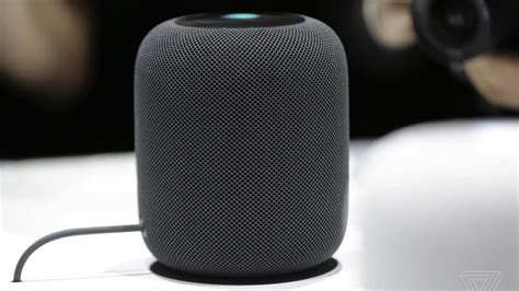 where does the smart home fit into apple s homepod the