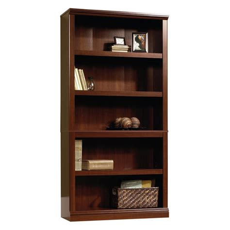 Sauder Bookcase 5 Shelf 5 Shelf Bookcase Sauder Miscellaneous Storage