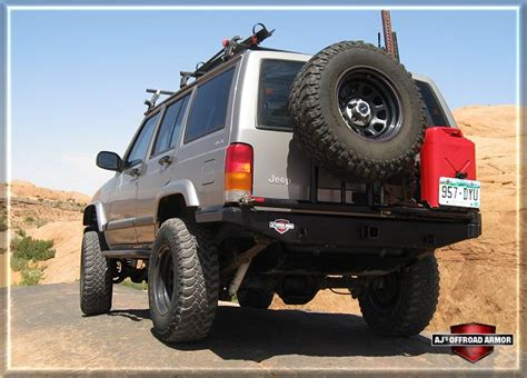 Jeep Xj Rear Tire Carrier Rear Tire Carrier Lets See Them Jeep Forum