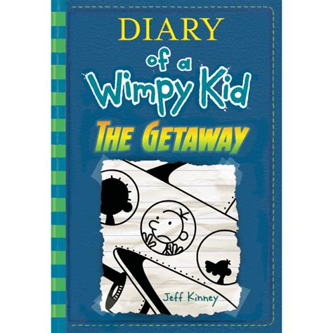 diario de greg 12 la escapada edition books wimpy kid book 12 cover and title revealed