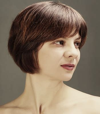 easy care haircuts for middle aged women short hairstyles for women over 40 to reveal their snazzy side