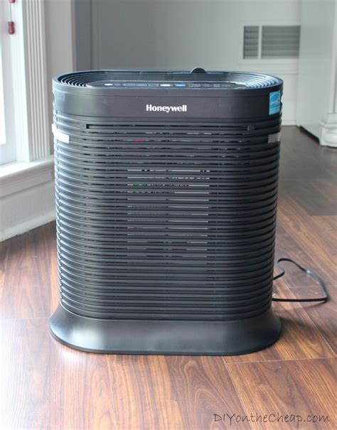 honeywell air purifier a giveaway erin spain