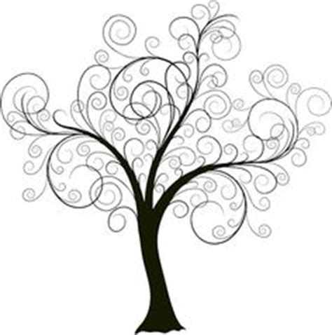 printable decorative family tree diy on pinterest family trees tree templates and free