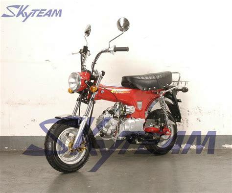 Motorrad 4 Takt 125 Ccm by Skyteam 50ccm Und 125ccm 4 Takt Dax Skymax Motorrad Ewg