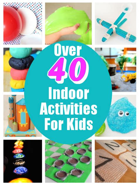 Diy Indoor Games | diy home sweet home over 40 indoor activities for kids