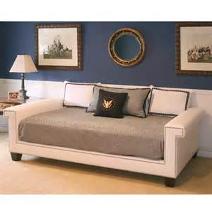 huston daybed in white and luxury kid furnishings