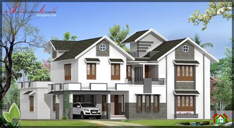 kerala home design 3000 sq ft architecture kerala 3000 sq ft house elevation