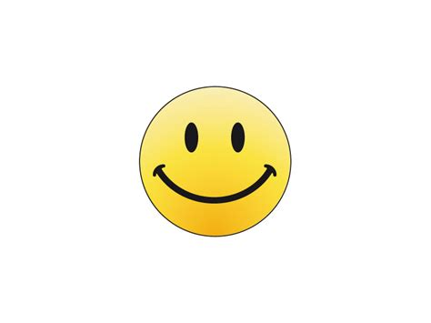 Or Smile Patch 28x28mm Emoticon Smile Icleer Europe