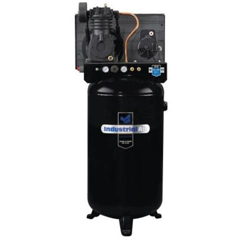 industrial air 80 gal stationary electric air compressor