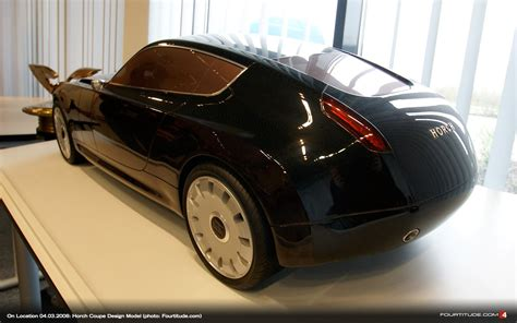 Audi Horch by Throwbackthursday The Modern Horch Gt Coupe Concept That