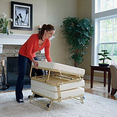 fold up bed into ottoman pinterest the world s catalog of ideas