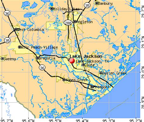 where is lake jackson texas on map opiniones de lake jackson texas