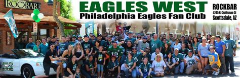 philadelphia eagles fan club eagles west home of the eagles west philadelphia eagles