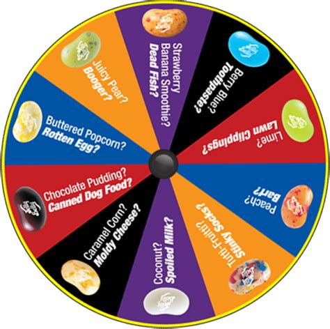 beanboozled challenge jelly belly company