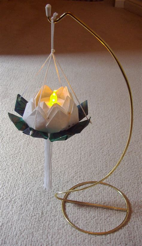 How To Make Flower Paper Lanterns - 17 best ideas about japanese origami on
