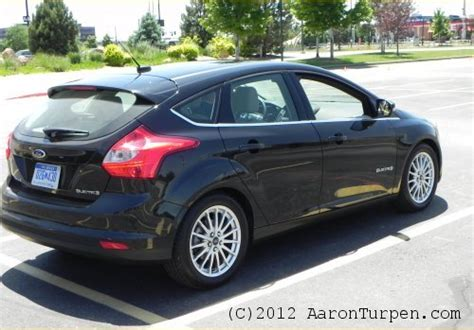 ford focus electric rear quarter torque news