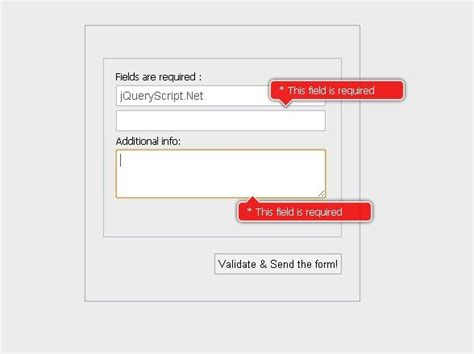 jquery tutorial for validation download and be happy jquery form validation plugin tutorial