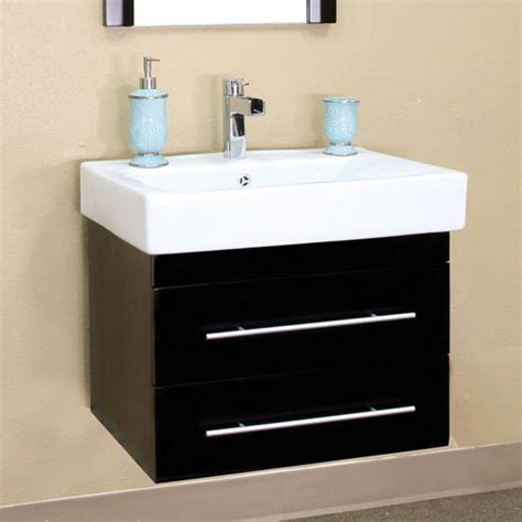 Wall Mount Vanity Sink by Wall Mount Single Sink Vanity In Bathroom Vanities