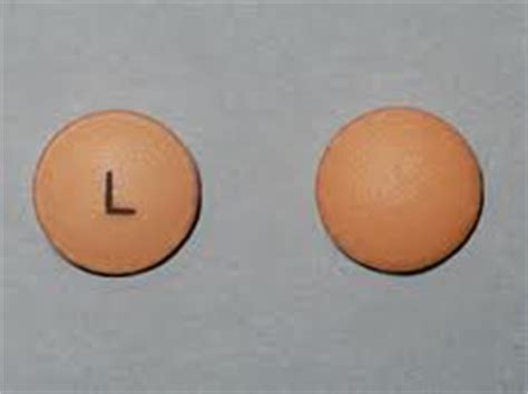 L On by L Yellow Pill Identification Wizard Drugs