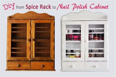 Nail Cabinet by Let S From To Reality 162