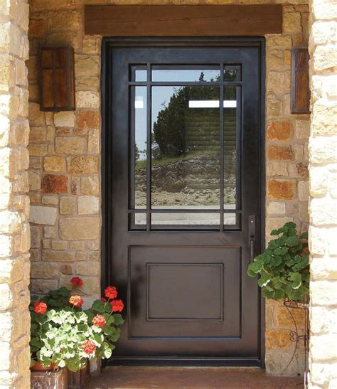 Large Exterior Doors 27 Chic Front Doors To Try For Your Entry Shelterness