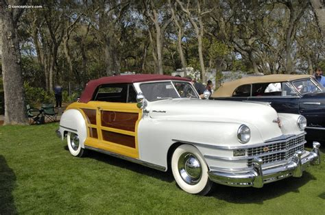 1947 Chrysler Town And Country by 1947 Chrysler Town And Country New Yorker