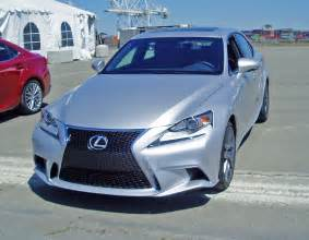 iveho 2014 lexus is 250 and is 350 test drive