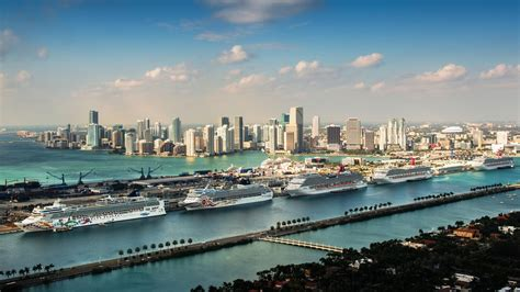 Car Rentals In Miami Port For Cruises by Things To Do And See Near Portmiami Talkingcruise