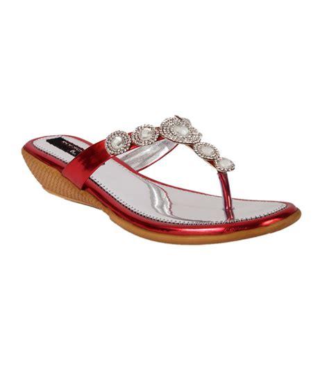 fancy slippers for trilokani synthetic fancy s slipper buy