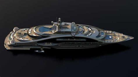 Home Designer Pro Blueprints Laraki Yacht Design Pens Modular 163m Superyacht Concept
