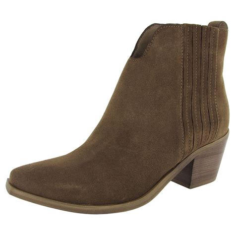 bootie shoes steve madden womens webster chelsea ankle bootie shoes ebay