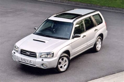 subaru forester drive subaru forester 2002 2008 used car review car review