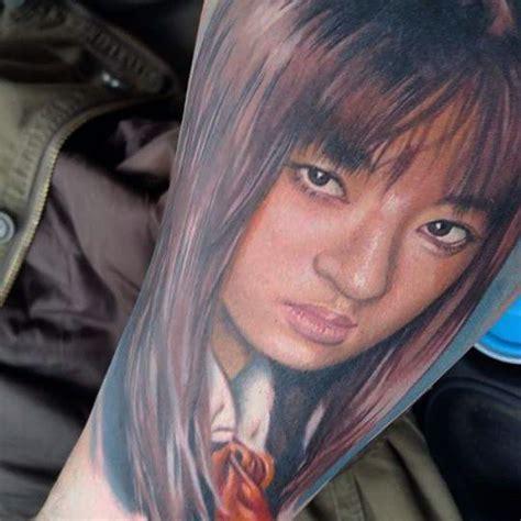 oriental realistic tattoo asian girl realistic tattoo by bryan merck best tattoo