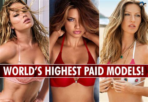 Highest Paid Journalist by World S Highest Paid Models