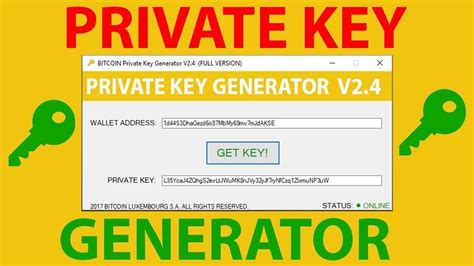 Finder Free Bitcoin Key Generator Finder Free Tool