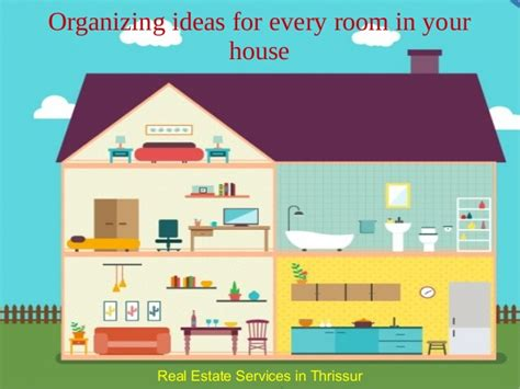 in every there is a room organizing ideas for every room in your house