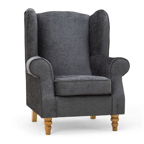 wingback armchairs oxford wingback armchair next day delivery oxford