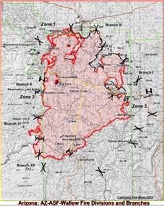 current arizona wildfires map cfn california news cal news arizona az