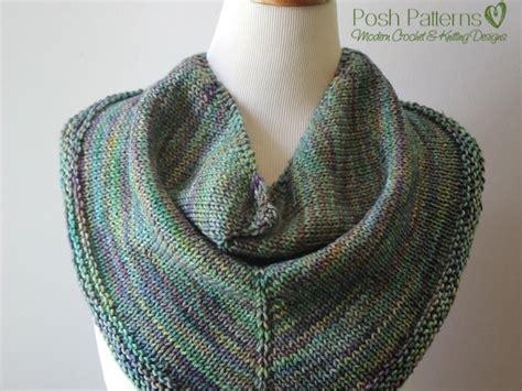 knitting pattern websites triangle scarf knitting pattern shawl kerchief pattern