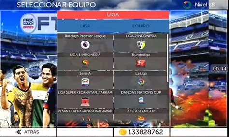 game android mod indonesia first touc soccer 2017 v2 09 mod android liga indonesia