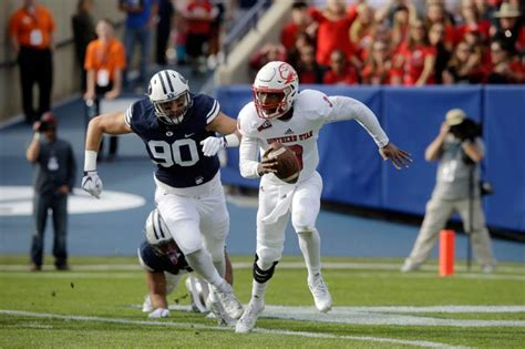 Byu Mba 2nd Block Courses by Byu Football Corbin Kaufusi Has From Novelty To
