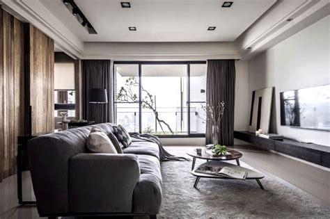 Woodscape super naturalistic apartment interior design in taiwan home interior design