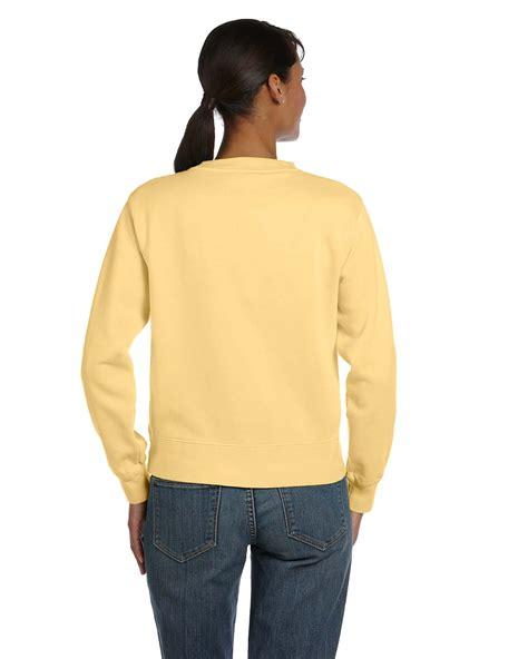 comfort colors sweatshirts wholesale comfort colors c1596 crewneck sweatshirt