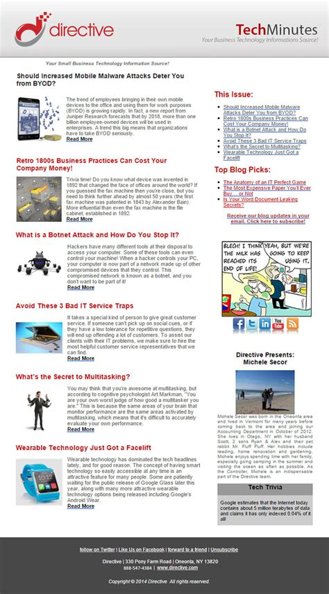 newsletter layout guidelines image gallery digital newsletters
