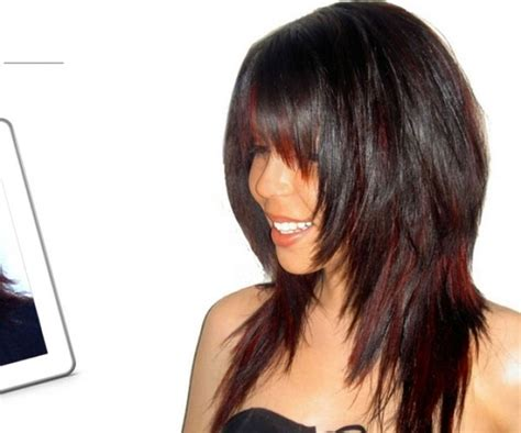 layered concave layered concave bob best style for anyone who wants