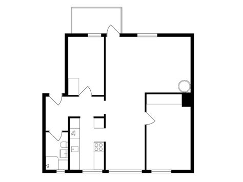 free home design layout templates blank house floor plans templates free home design ideas