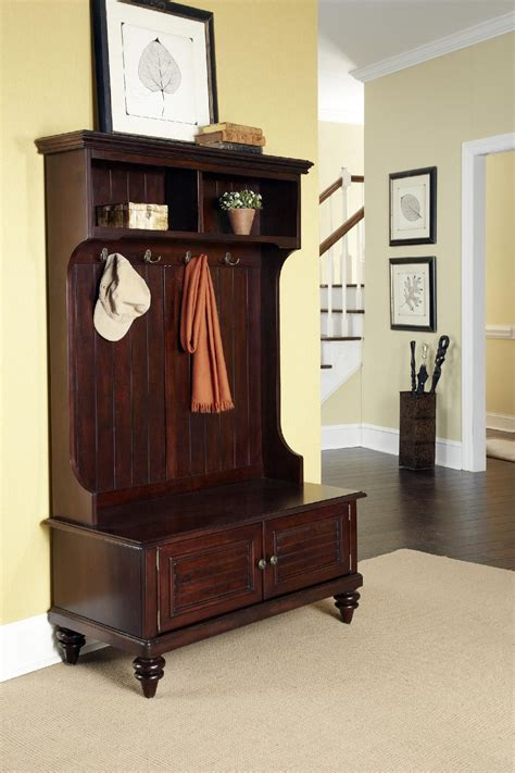 hallway bench with hooks entryway bench and coat rack front entry bench with coat