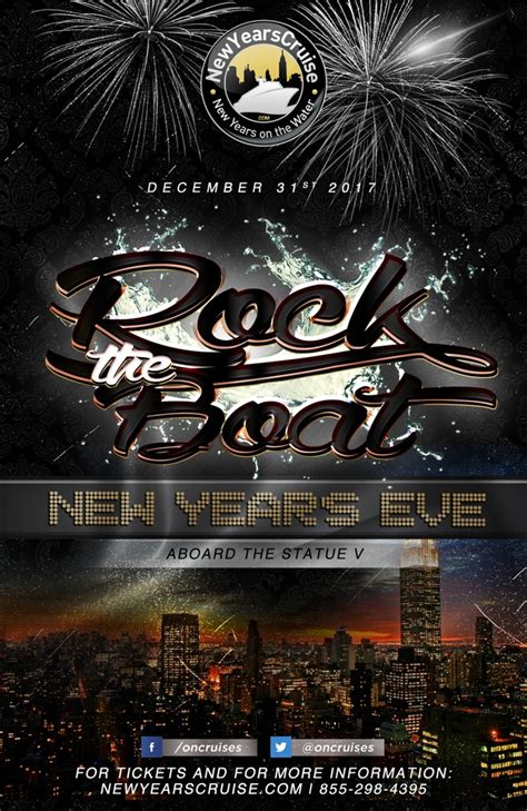 boat cruise new years eve rock the boat new year s eve fireworks party cruise